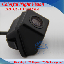 Free shipping color For Toyota Camry 2009 2010 rear view camera reverse camera camry 170 degree waterproof