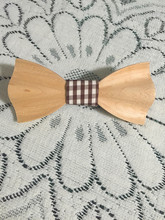 Men Wooden Bow Tie New Arrival 2016 Fashion Unique Design Important Occasion Wooden Tie As a Gift For Your Loved(China)