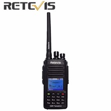 Retevis RT8 Walkie Talkie (GPS)DMR Digital IP67 Waterproof Dustproof 5W UHF VHF 1000 CH Digital/Analog LCD Text Message A9115