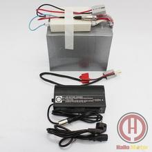 Electric Bicycle Battery For Electric Scooter 48V 10AH LiFePO4 Lithium Battery with BMS, 5A Charger For Bike