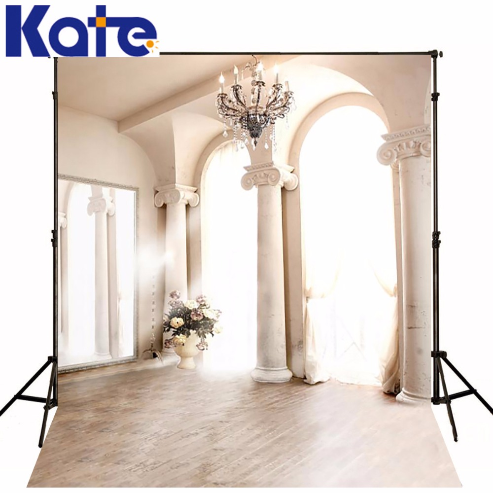 200Cm*300Cm(6.5Ft*10Ft) Photography Backdrops Chandelier Door Bright Sunshine Fotografia Lk4319<br>