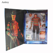"NECA A Nightmare on Elm Street 3: Dream Warriors PVC Action Figure Collectible Model Toy 7"" 18cm KT3424"