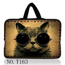 "Sunglasses 13"" 12"" 10"" 7"" 17"" 15"" 14"" laptop sleeve bag pouch case for dell hp samsung acer asus sony thinkpad laptop Tablets(China)"