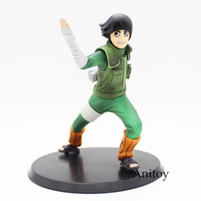 Anime Naruto DXTRA 12 Rock Lee PVC Action Figure Collectible Model Toy 14.5cm KT3601(China)
