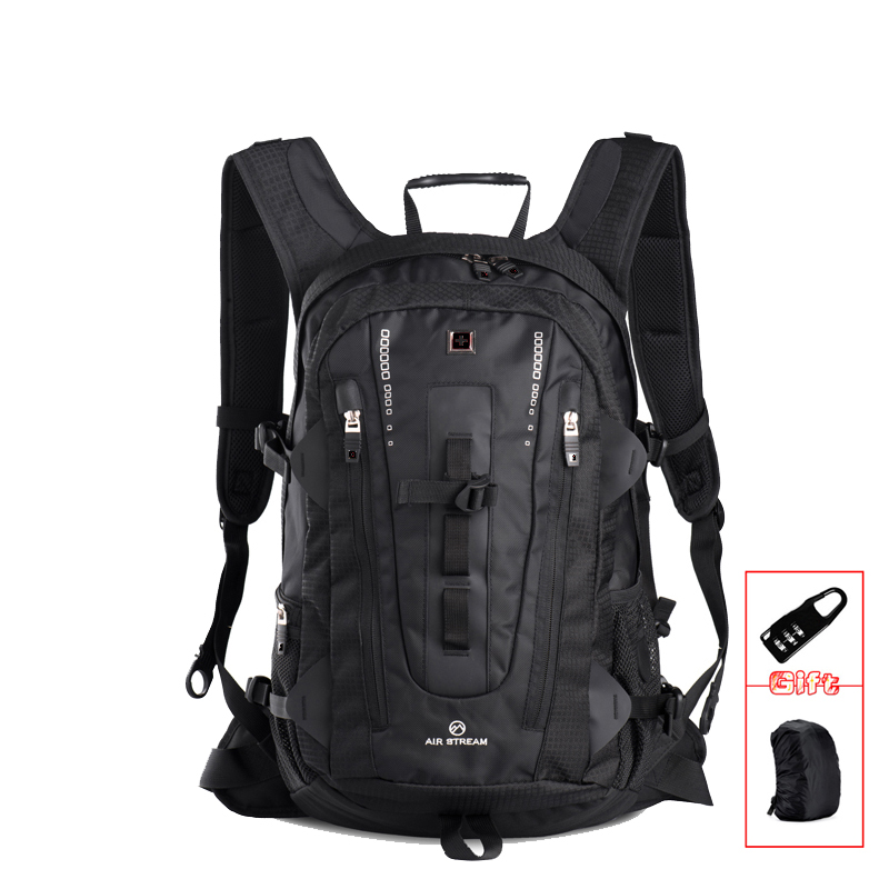 Swisswin travel laptop backpack for 15.6 inch notebook business bag brand swiss multi-use waterproof backpack case brand SW9972<br>