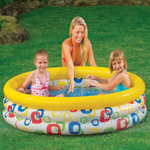 Large Size 168*41CM Inflatable Swimming Water Pool Children Outdoor Bathtub Game Playground Piscina Bebe Piscine PVC Bath Tub(China)
