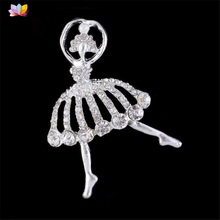 PF Ballet Dancer Phone Case Accessories Applique Crystal Rhinestones Trim DIY Clothes Material Flatback Strass Handicrafts TZ020