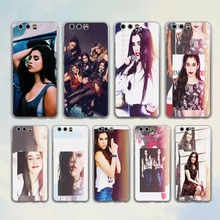 Lauren Jauregui fashion sexy model style transparent clear Case for huawei P10 P9 Lite P10 Plus P8 Ascend G7 G8 Mate 9 S 8