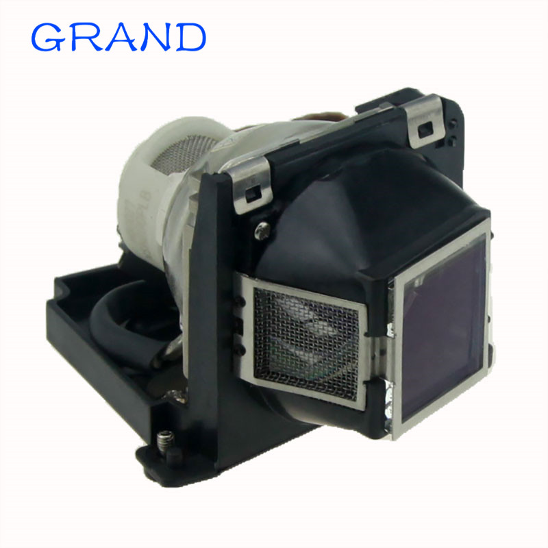 Compatible Lamp with Housing VLT-XD205LP/ 499B045O20 for SD205/SD205U/XD205U MD-300X Projectors 180 days warranty Happybate<br>