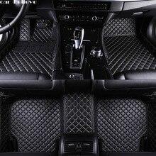 Car Believe Auto car floor Foot mat jeep grand jeep grand cherokee 2014 compass 2018 commander waterproof car accessories