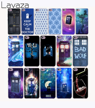 Lavaza 544CA door 221B Telephone Box Hard Case for Lenovo K6 Note K3 K4 Note K5 A536 A1000 A2010 A5000 A328 X3 Lite ZUK Z2