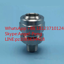 Threaded Ball Quick Connect Pipe SS Adjustable Swivel Joint,Stainless steel Adjustable ball fittings,universal ball joint(China)