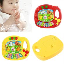 Baby Animal Farm Piano Sound Keyboard Musical Developmental Educational Toys Kids Fun Learning and Education Toys Gifts