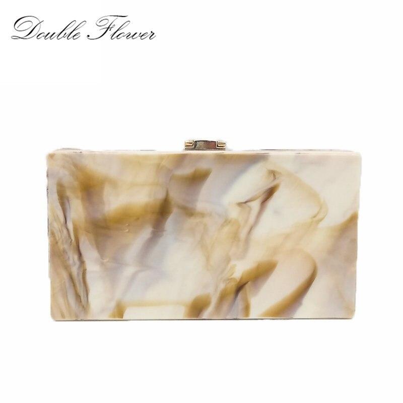 Milk Tea Coffee Print Women Acrylic Evening Box Clutch Bag Hardcase Wedding Party Dinner Handbags and Purses Ladies Day Clutches<br>