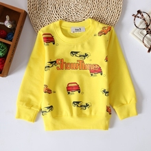 Baby Toddler Kids Girls  Cotton Autumn Spring Tshirts Long Sleeve  Winter Bottoming Shirt 60-95cm 0-3Years Children Clothes G146