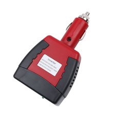 2017 Car Auto Power Inverter 150W 12V DC to 220V/110v AC converter Adapter Car Inverter Accessories high quality(China)