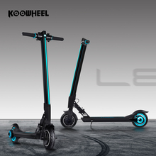 2017 Koowheel Electric Skateboard Patin Electrico Trottinette Hoverboard e-twow L8 Electric Kick Scooter Foldable for Adults(China)