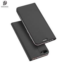 DUX DUCIS Leather Flip Case for ASUS ZenFone 4 Max ZC554KL Luxury Wallet Capa Book Cover for Asus Zenfone 4 Max ZC554KL 5.5 New