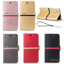 Wallet Case for Sony XA Leather Case Magnetic Phone Case Flip Cover for Sony XA With Stand Function