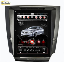 "NAVITOPIA Quad Core 10.4"" Vertical Screen Android 4.4 Car DVD for Lexus IS IS250 IS300 IS350 2005 2006 2007 2008 2009 2010-2012"