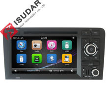 Original Design! Two Din 7 Inch Car DVD Player For Audi/A3/S3 2002-2011 Canbus Radio GPS Bluetooth 1080P Navigation FM Map