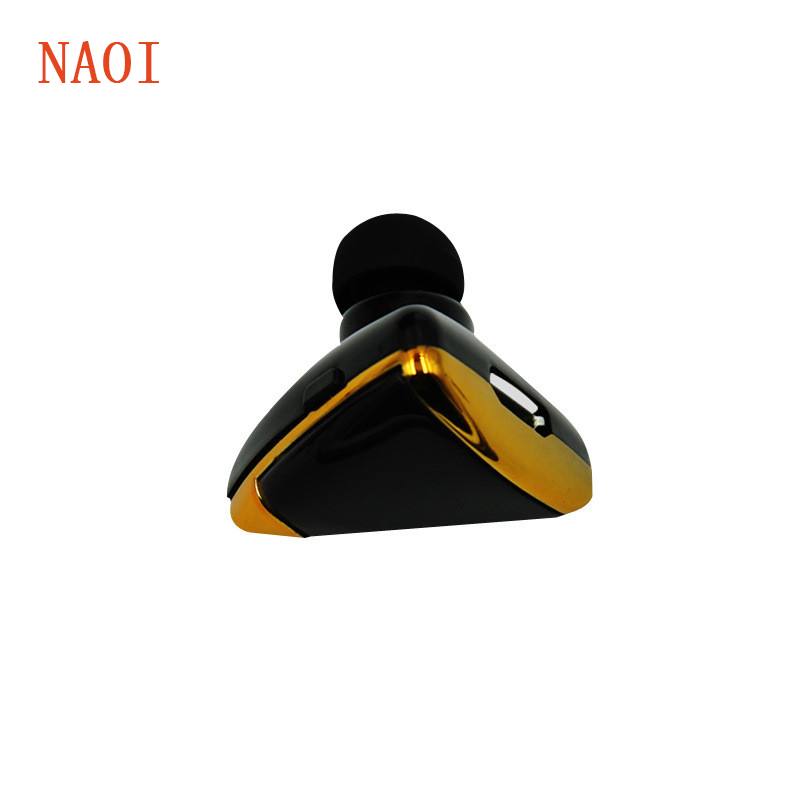 New NAOI N7 Mini Wireless Bluetooth Headset Invisible Earpiece Wireless Earbuds Stereo Small Bluetooth Earphones Unilateral <br><br>Aliexpress