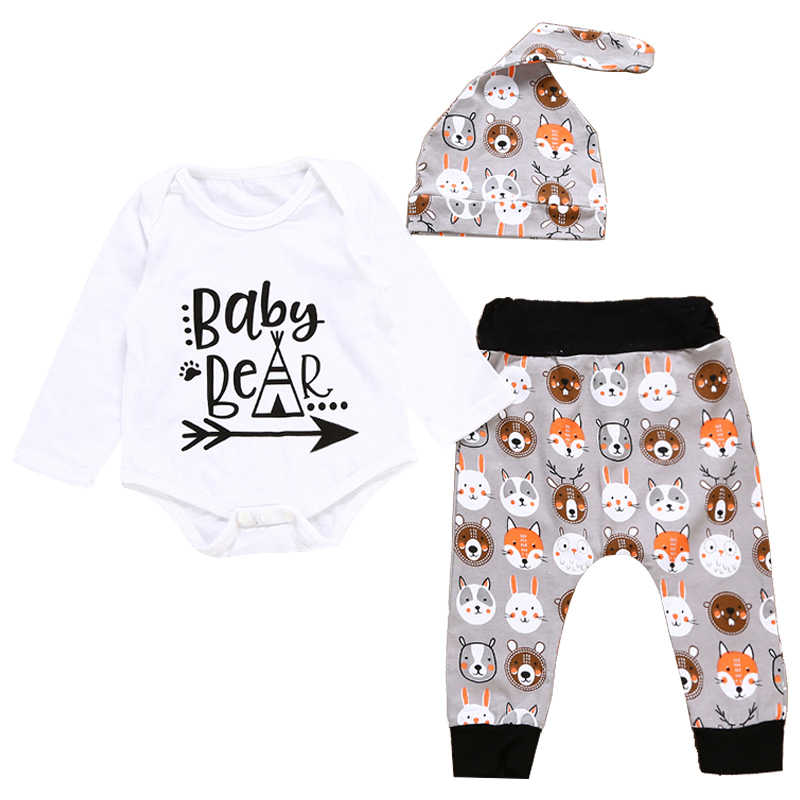 80bda452e Detail Feedback Questions about Baby Boy Girl Clothes Autumn Winter ...