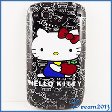 4 Patterns Cartoon Hello Kitty Hard Phone Case Cover for HTC Desire S G12 S510E phone cases cover