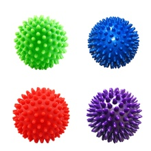 Muscle Relaxation Pelvic exercise sports fitness Foot massage ball Hedgehog Body Pain Stress Massage Relief Trigger Point(China)