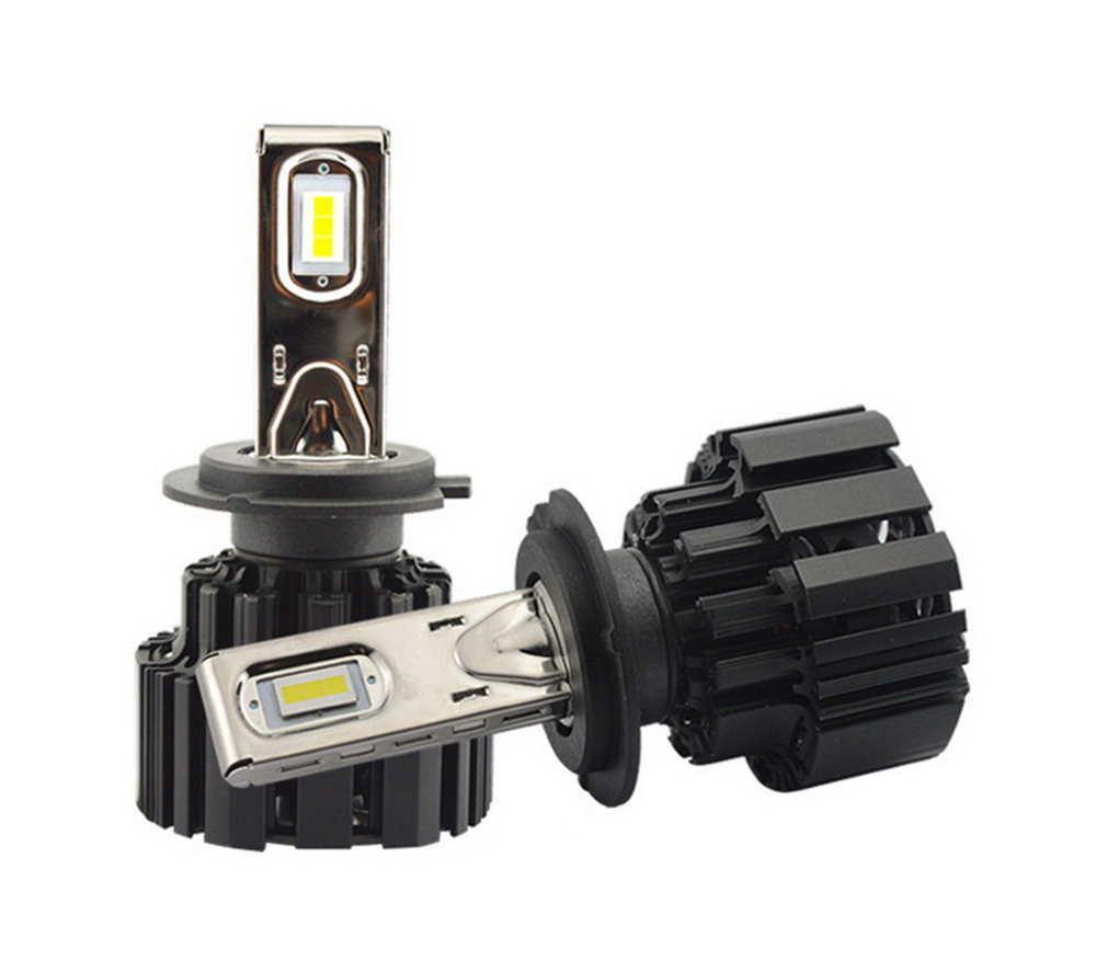 2Pcs H4 H7 9012 5202 H16 H8 100W 13600Lm IP67 Auto Front Bulb Automobile Headlamp Fog Light 6000K Car Lighting HID Xenon Light<br>