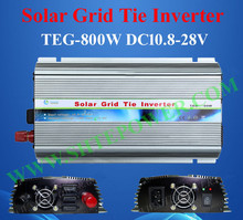 800w micro grid tie inverter, 12v to 220v gridtie solar inverter, pure sine wave 800w inverter