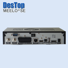 3pcs MEELO SE Twin Tuner Decoder same as Solo 2 SE update from solo2 mini Linux Reciever 1300 MHz CPU digital satellite(China)
