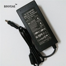 12V 5A AC Power Supply Adapter Charger For HP F1044B F1044A ADPC12416BB For BenQ LCD FP991(China)