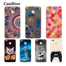 "Buy CaseRiver Redmi 4X Case Cover Soft TPU Silicone Colored Painting Phone Cases Cover Xiaomi Redmi 4 X 4X X4 Redmi4X 5.0"" Cases for $1.21 in AliExpress store"
