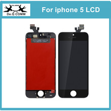 AAA+ quality For iPhone 5 5c 5S 6 6plus 6s 6s plus 7 7plus LCD Display Screen Assembly With touch screen Digitizer free shipping
