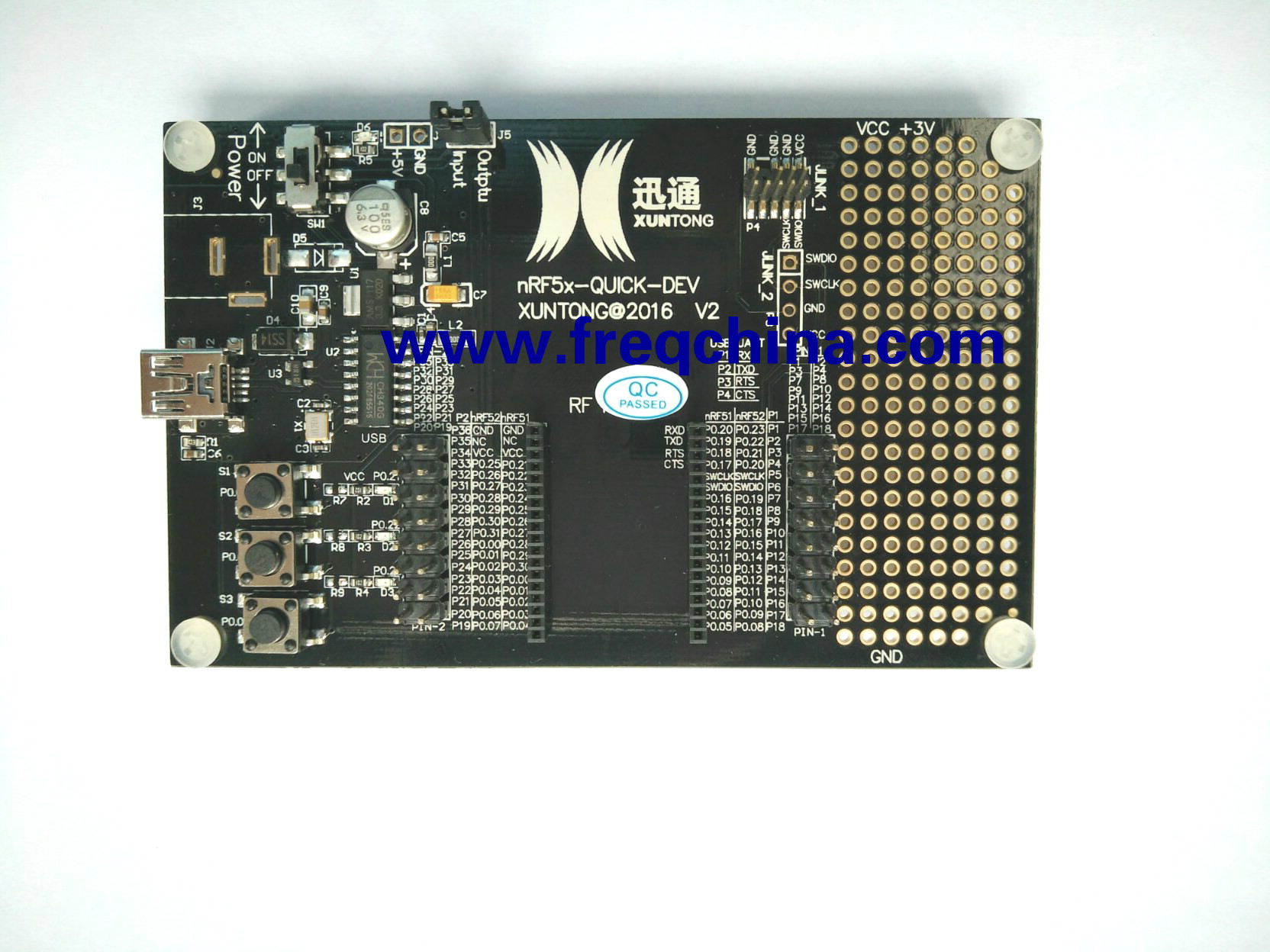 Super value nRF51822/nRF52832 PTRxxxx-EVB Ultra Low Power Bluetooth 4.0/5.0 evaluation board<br>