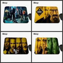 Hot Sales TV breaking Bad Creative Photo Print Rubber Rectangular Game Table Pad Mouse Pad PC Computer Rubber Player Speed Pad