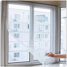 DIY Insect Fly Bug Mosquito Door Window Net Mesh Screen Curtain Protector Flyscreen Worldwide