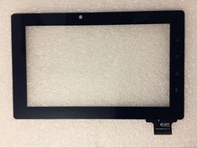 A+7 inch Capacitive touch Digitizer touch panel Glass for Freelander PD10 PD20 connector width :18.5mm 300-N3690B-A00-V1.0
