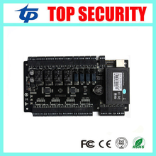 Hot sale TCP/IP Network Intelligent four doors Acess control Panel 30000 card capacity with weigand in C3-400 access control(China)
