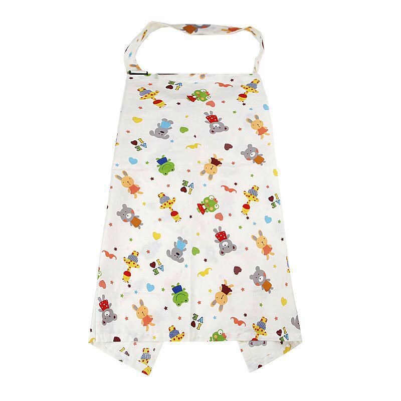 Breathable-Baby-Feeding-Nursing-Covers-Mum-Breastfeeding-Nursing-Poncho-Cover-Up-Cotton-Adjustable-Neckline-Cover (2)