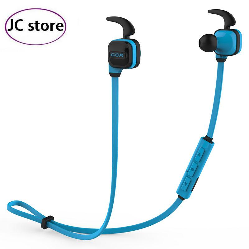 New CCK KS Wireless Stereo Sport Headsets Bluetooth 4.1 Earphones with Mic For iPhone&amp;Android phone from Bluedio Brand<br>