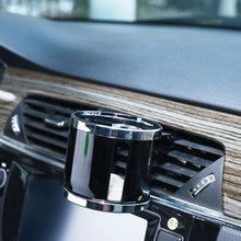 Black Durable Universal Cup Holder Storage Car Interior Mug Truck Cup Stand Can Bracket(China)