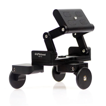 Buy Desktop Camera Rail Car Table Dolly Car Video Slider Track canon 60d 650D 550D nikon sony DSLR Camera Gopro Phone for $72.50 in AliExpress store