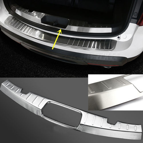1pcs Stainless steel Built-in Guard Shield For Ford Explorer 2016<br><br>Aliexpress