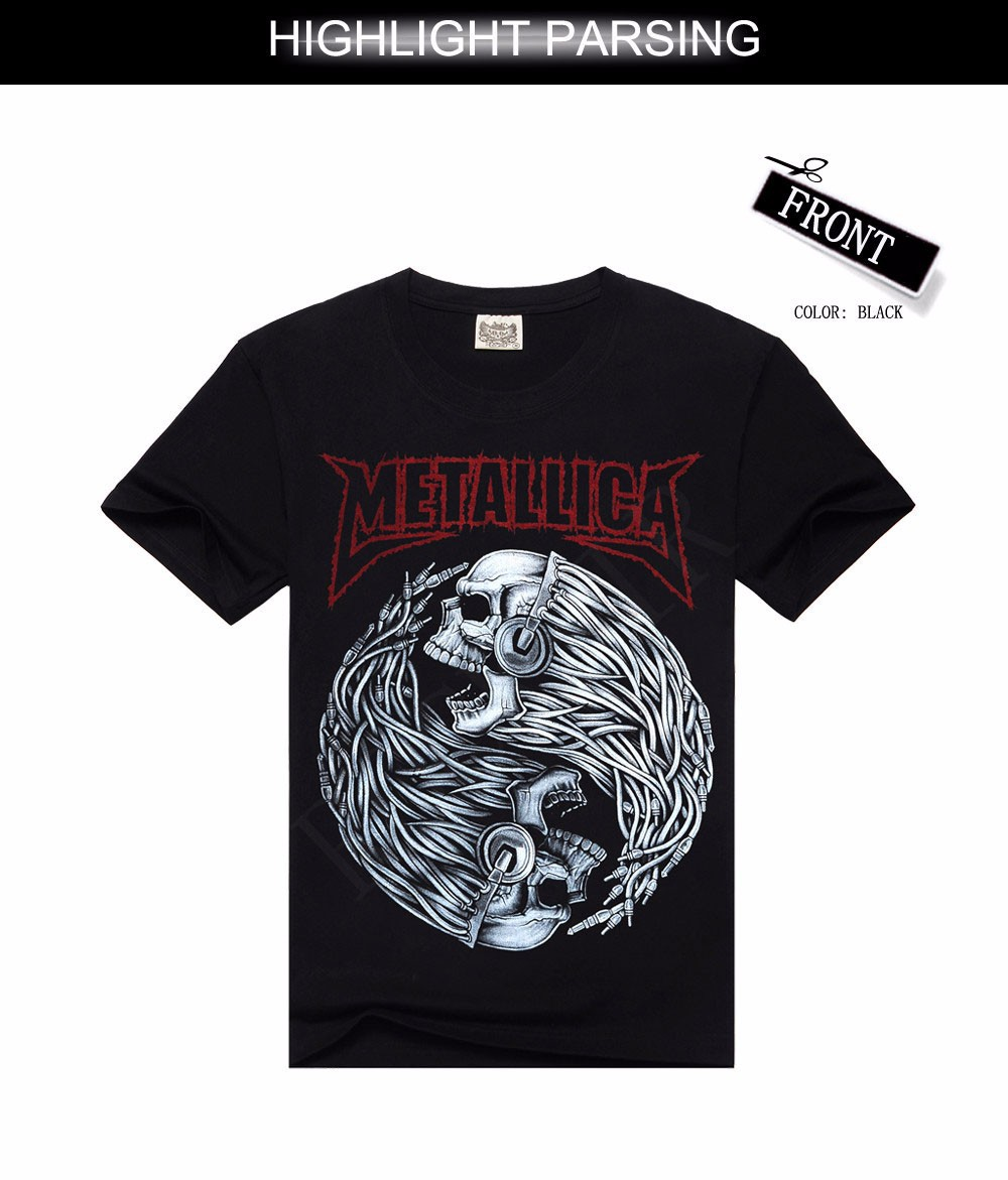 HTB1hQ7KIFXXXXboXXXXq6xXFXXXN - [Mne bone] Tee Men Black T-Shirt 100% Cotton Metallica Skull Print Heavy Metal Rock Hip Hop Clothing Black short T shirts