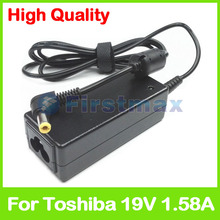19V 1.58A 30W AC adapter PA3743E-1AC3 laptop charger for Toshiba Mini AC100 NB100 NB105 NB270 NB300 NB301 NB302 NB303 NB304(China)