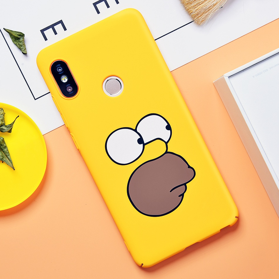 TOMKAS Cute Case For Xiaomi Redmi 4X Note 5 5 Pro Cover Phone Case For Xiaomi Mi A1 Redmi 5 Plus Capa Coque Global Version Cases (5)