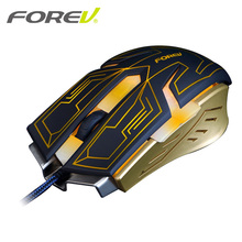 FOREV Game font b Mouse b font Professional 4000 DPI USB Gaming font b Mouse b