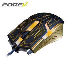 FOREV Game font b Mouse b font Professional 4000 DPI USB Gaming font b Mouse b